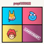 pop!Sugar - Candydust EP